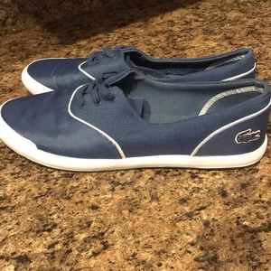 Lacoste Shoes - Navy blue